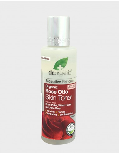 Organic Rose Otto Skin Toner