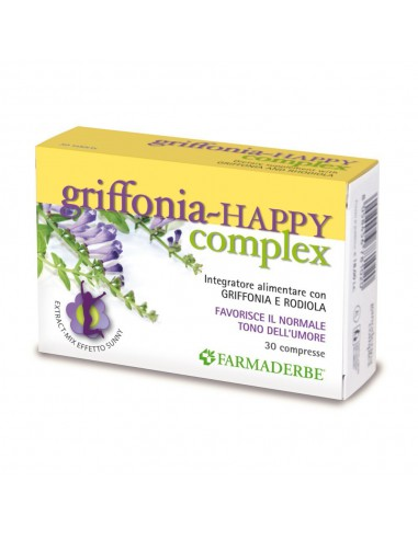 GRIFFONIA~HAPPY COMPLEX