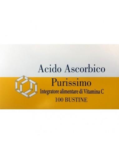 Acido ascorbico - 100 bustine