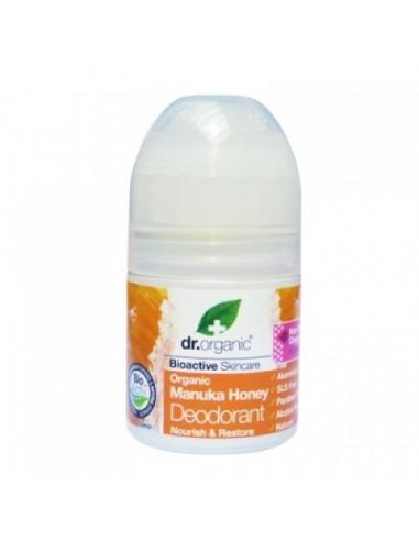 Organic Manuka Honey - Deodorant BIO