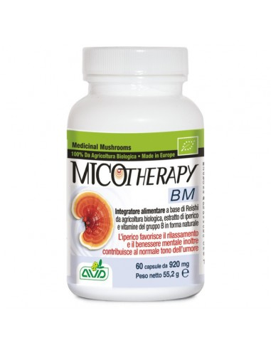Micotherapy Body Mind