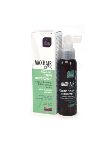Maxhair cres lozione spray rinforzante
