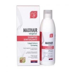 MaxHair Vegetal shampoo rinforzante