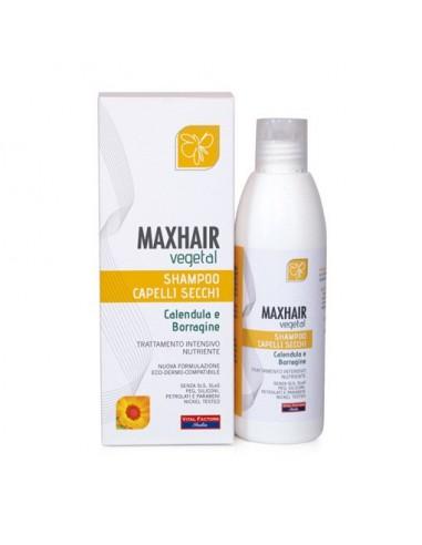 MaxHair Vegetal shampoo capelli secchi