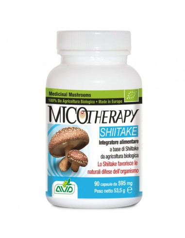 Micotherapy Shiitake