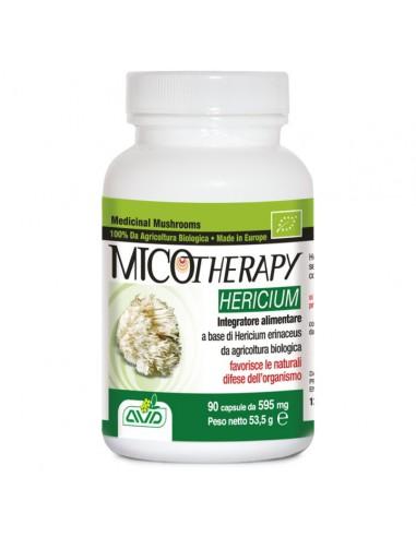 Micotherapy Hericium