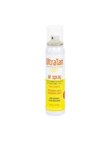 UltraTan air spray - Autoabbronzante e attivatore 2 in 1