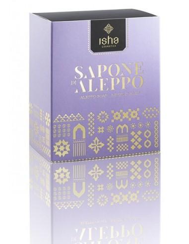 Sapone di Aleppo 40% olio di alloro