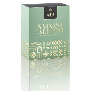 Sapone di Aleppo 25% olio di alloro