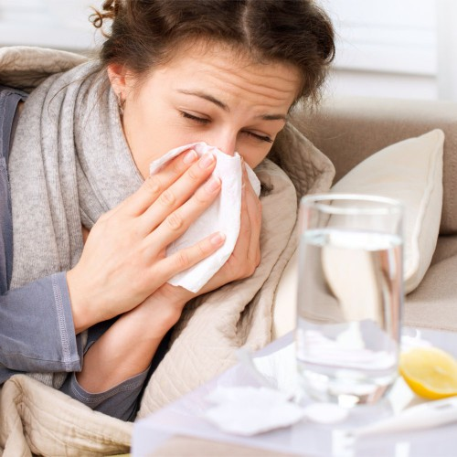 Allergie - Infezioni - Influenza - Raffreddore